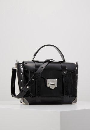 MANHATTAN SCHOOL SATCHEL - Handbag - black
