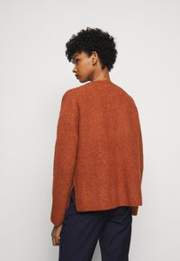 By Malene Birger - APIOS - Cardigan - rustic brown - 2