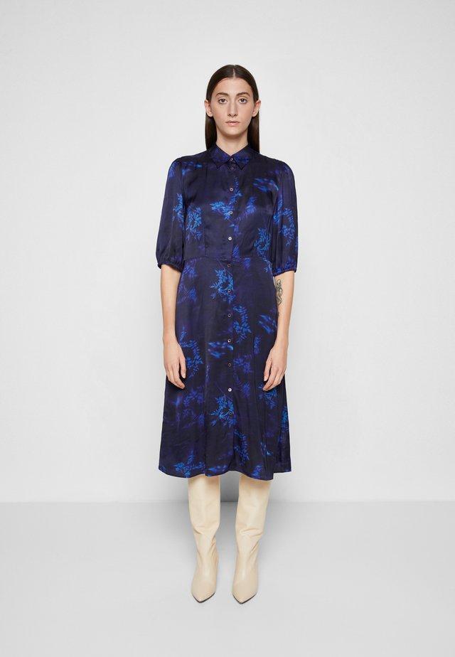 DRESS 2-IN-1 - Košilové šaty - dark blue