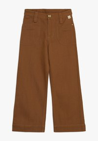 Soft Gallery - BLANCA PANTS - Tygbyxor - bone brown - 0