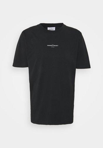 BEST TEE  - Printtipaita - black