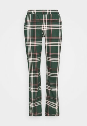 Pyjama bottoms - dark green