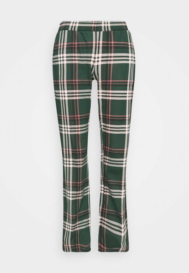 Pyjamasbukse - dark green