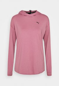 Puma - STUDIO - Camiseta de deporte - foxglove heather - 0