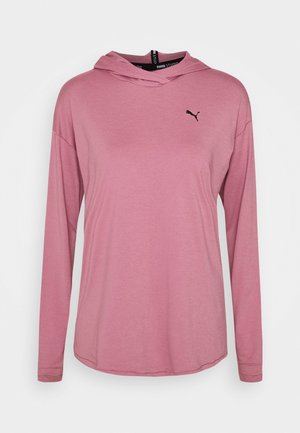 STUDIO - Camiseta de deporte - foxglove heather