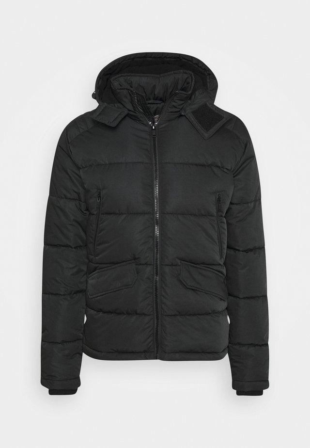 Vinterjacka - black