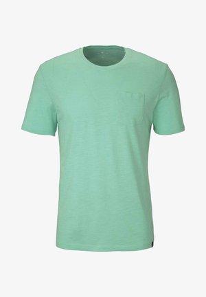 Basic T-shirt - lucite green
