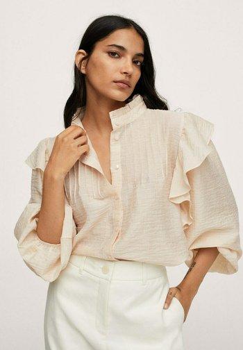 DAKOTA - Button-down blouse - crudo