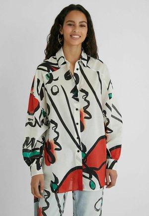 DESIGNED BY ESTEBAN CORTAZAR - Button-down blouse - white