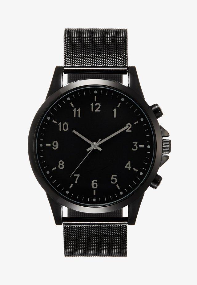 Klocka - black