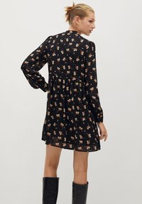 Mango - OSLO - Day dress - noir