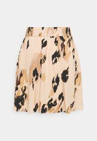 Vero Moda - VMSASHA SKATER SKIRT - A-line skirt - toasted almond/sasha - 1