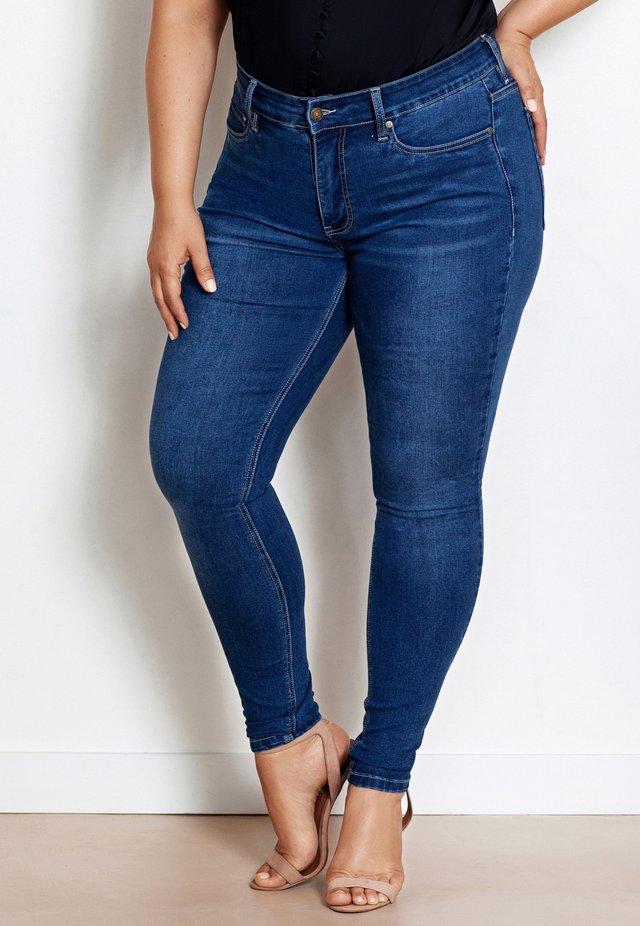 Jeans Skinny Fit - rocky blue