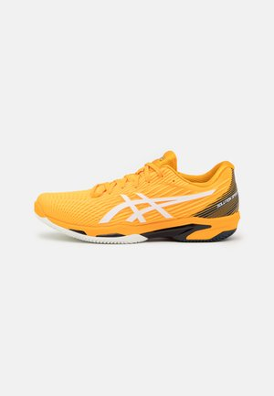 SOLUTION SPEED FF CLAY - Clay court tennis shoes - amber/white