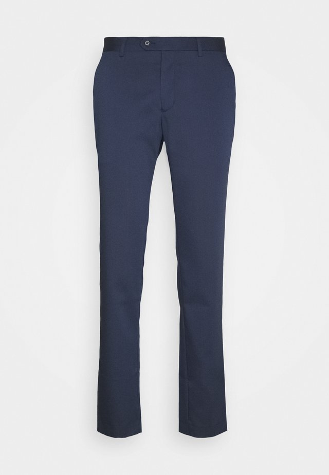 BLOCH TROUSER - Trousers - blue
