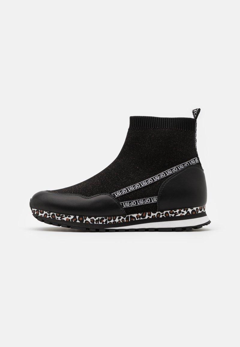 LIU JO - High-top trainers - black