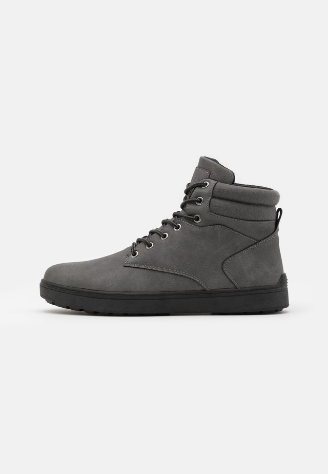 Sneakers hoog - dark gray