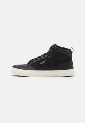 KENTON MAN - Sneakers alte - black