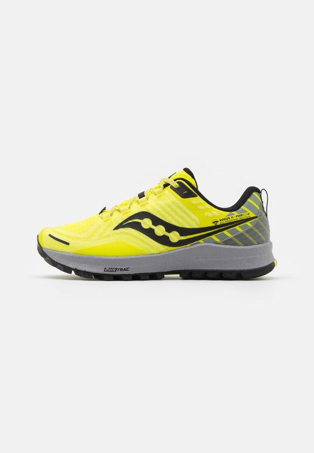 XODUS 11 - Scarpe da trail running - citrus/alloy