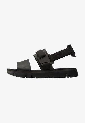 ORUGA - Sandales - schwarz