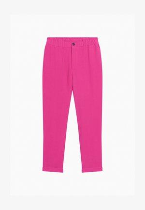 Trousers - pinke welle