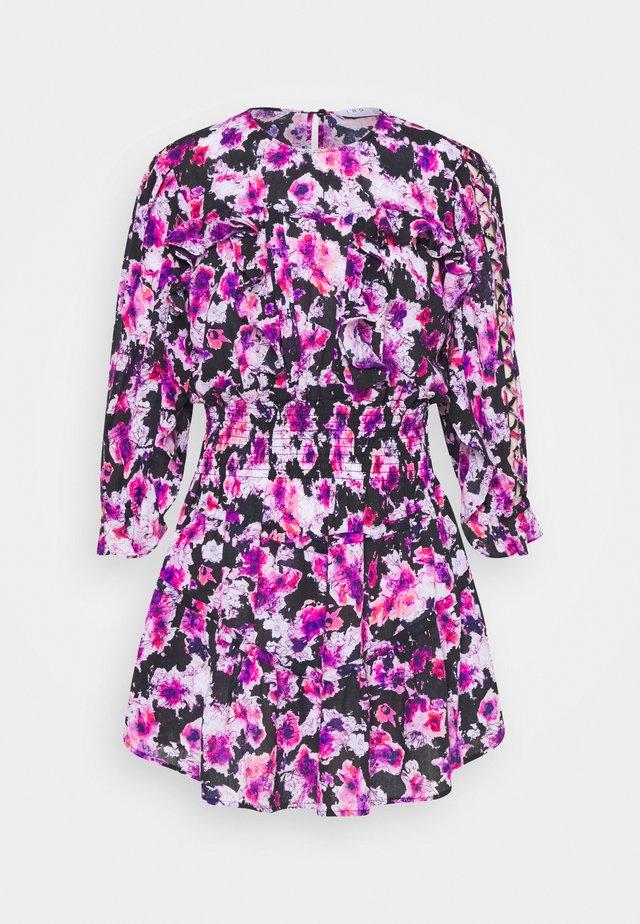 SHOWOFF - Korte jurk - purple