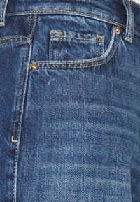 ONLY - ONLMILOH LIFE WIDE  - Jeans bootcut - dark-blue denim - 2