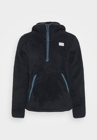 The North Face - CAMPSHIRE HOODIE AVIATOR - Bluza z kapturem - navy - 4