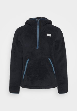 CAMPSHIRE HOODIE AVIATOR - Sweat à capuche - navy