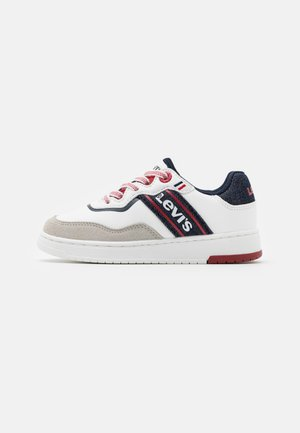 IRVING - Sneakers - white/navy