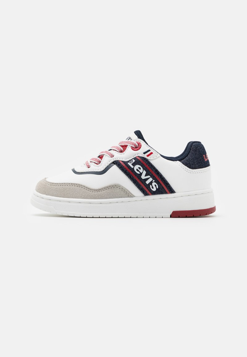 Levi's® - IRVING - Trainers - white/navy
