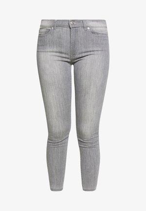 CHARLIE - Jeansy Skinny Fit - silver