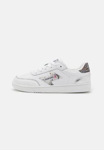 FLASH - Sneakers - white/silver