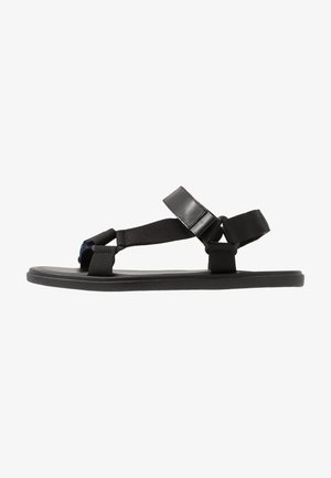FLAIRSS - Walking sandals - black