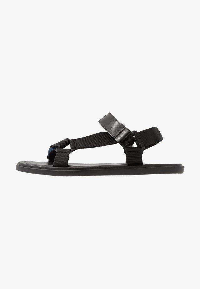 FLAIRSS - Sandales de randonnée - black
