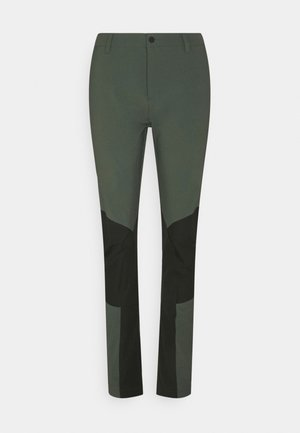 TRINITY PANT AIRFORCE - Trousers - thyme