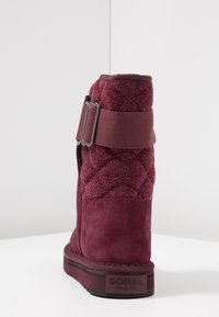 Sorel - NEWBIE - Winter boots - dark red - 5