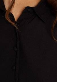 Volcom - THATS MY TYPE SS DRESS - Shirt dress - black - 3