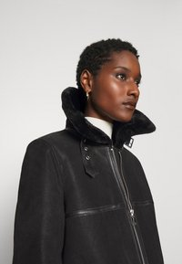 Freaky Nation - ARCTIC VILLAGE - Cappotto invernale - black - 3