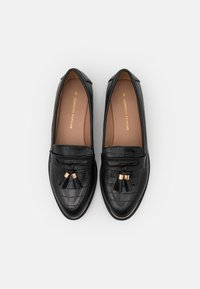 Dorothy Perkins - LANDMARK LOAFER - Mocasines - black - 4