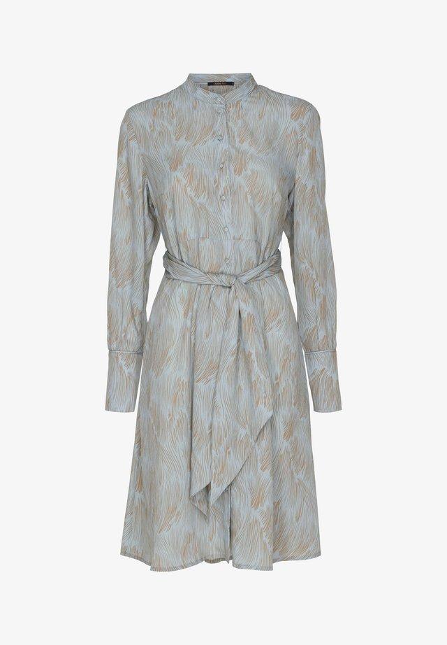 EMILIA - Korte jurk - pastel blue