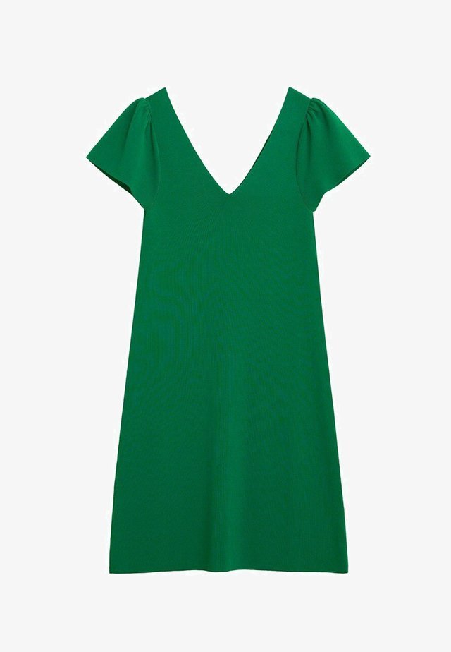 FRILLS - Robe d'été - vert