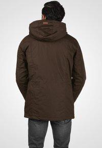 Solid - TILAS - Winter jacket - dark brown - 1