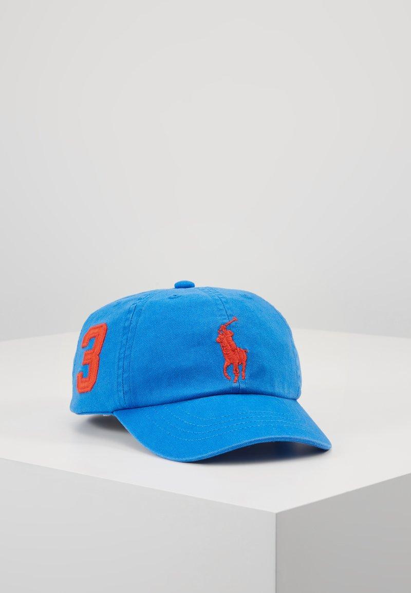 Polo Ralph Lauren - BIG APPAREL ACCESSORIES HAT UNISEX - Kšiltovka - colby blue