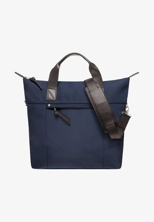 Shopping bag - dark navy