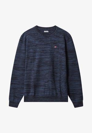 DUEVILLE CREW - Jumper - blu marine