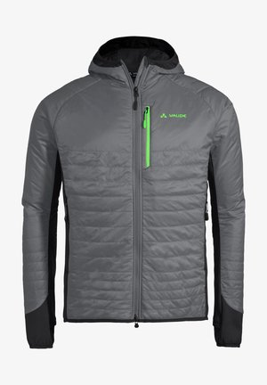 SESVENNA JACKET III - Winter jacket - anthracite