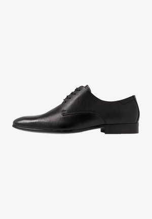 TILAWET - Smart lace-ups - black