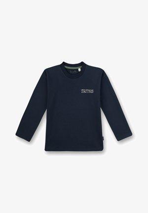 Sanetta Kidswear -   Scooter - bla - Longsleeve - blau