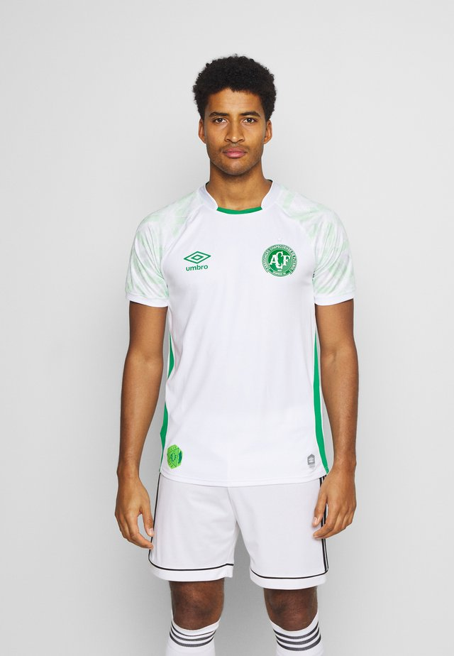 CHAPOCOENSE AWAY - Squadra - white/green